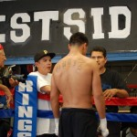 Victor Ortiz at Westside Boxing Club